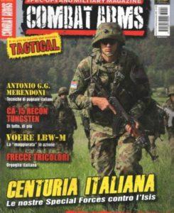 Combat Arms n°5 anno IV – Novembre 2016