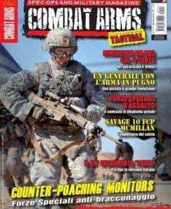 Comabt Arms n°3 anno VI – Luglio 2018
