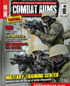 Combat Arms n°3 anno V – Agosto 2017