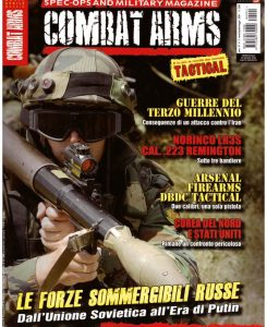 Comabt Arms n°2 anno VI – Aprile 2018