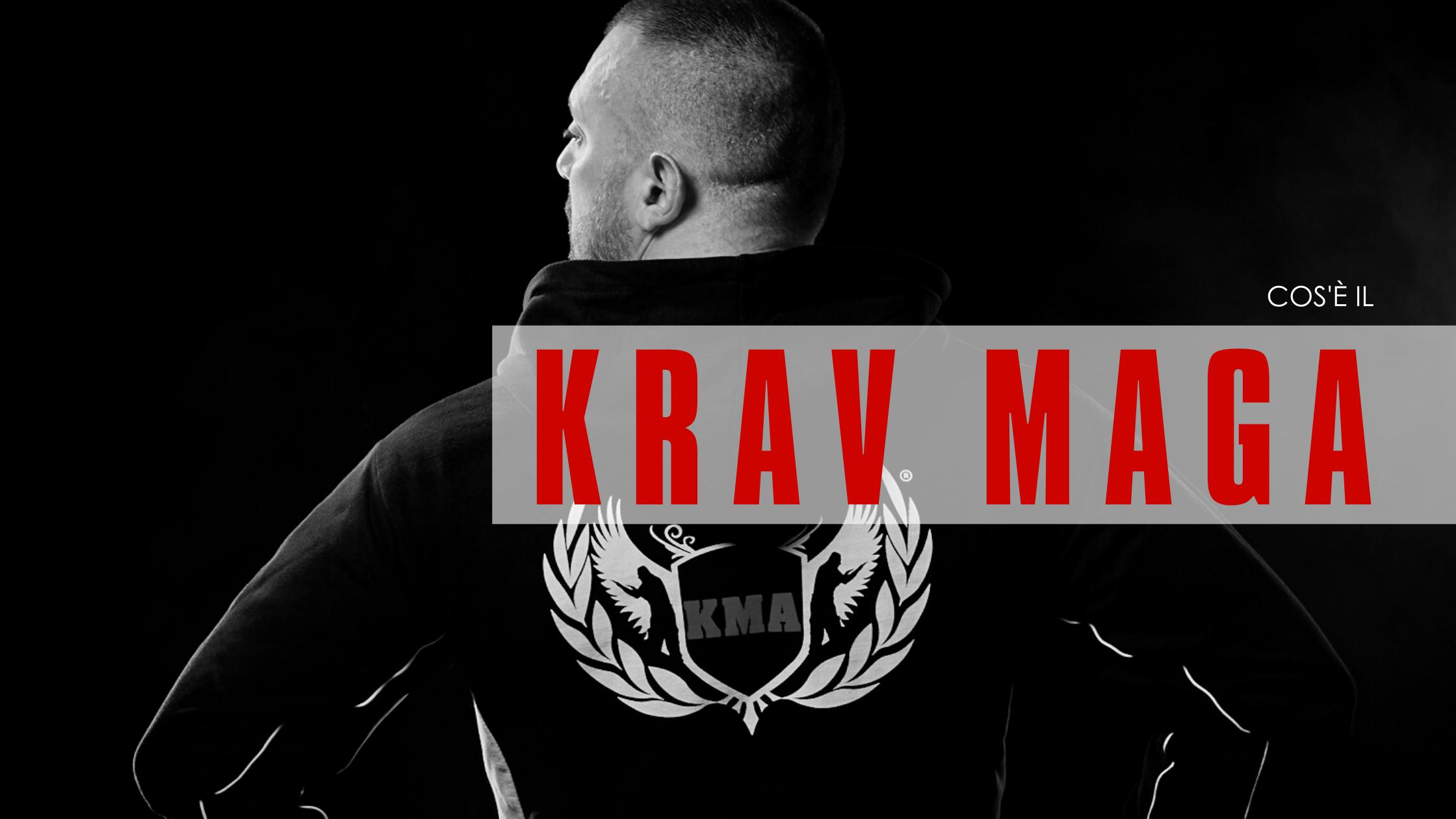 articolo cos'è il Krav Maga