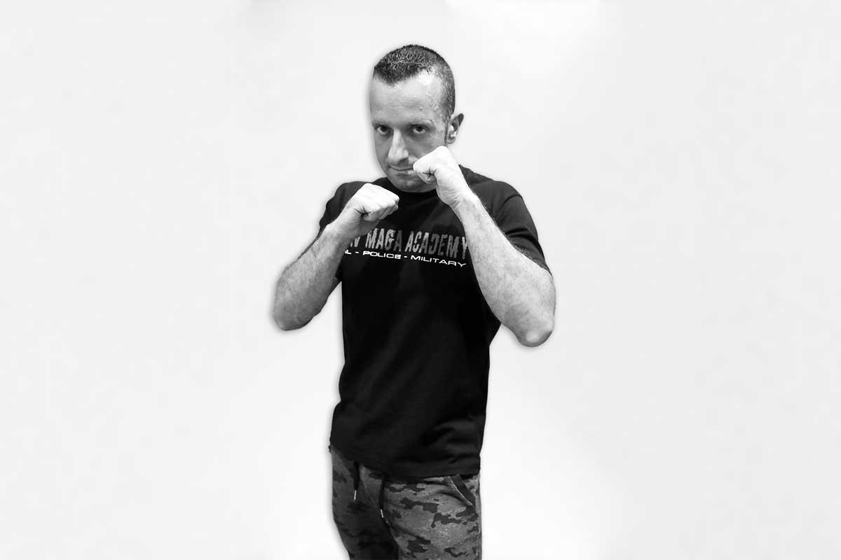 Mirko Spreafichi istruttore kma Trezzo sull'adda