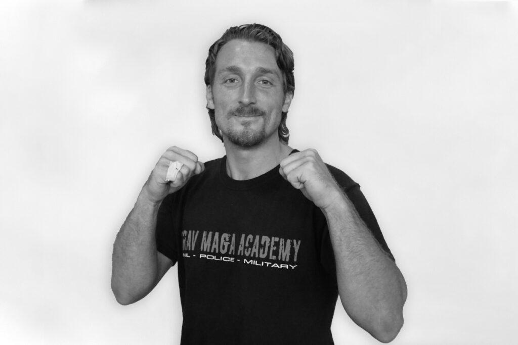 Marco Cozzutto istruttore Krav Maga KMA