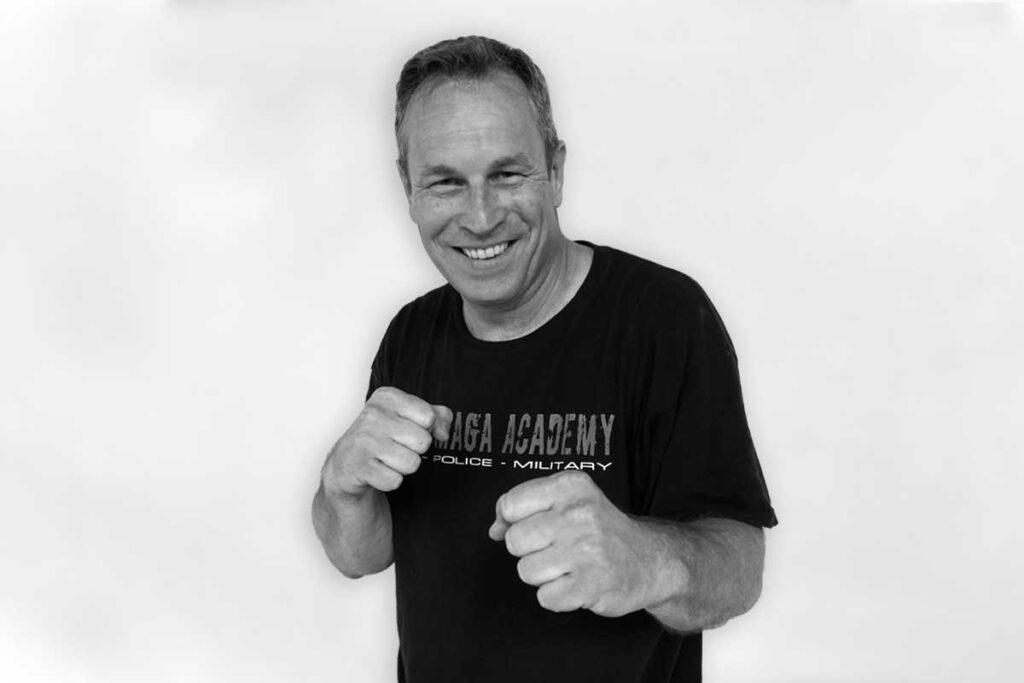 Davide Pisoni istruttore Krav Maga KMA Impreria